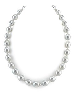 9-11.5mm South Sea Baroque Pearl Necklace