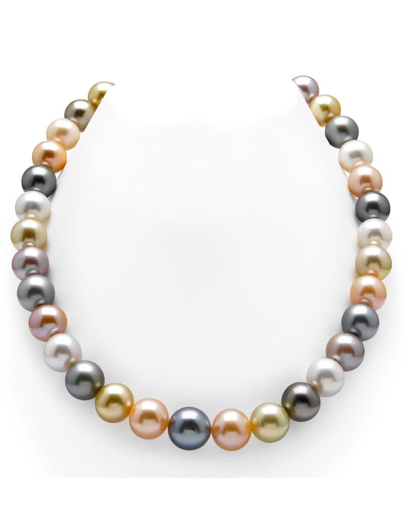 various pearl colors