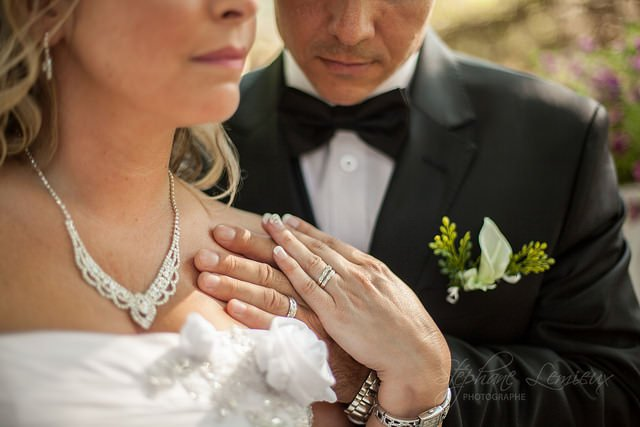 Wedding Traditions: The history of wedding jewelry dates back for centuries.