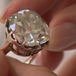 Check out how huge the Tenner Diamond is when held in your hand.