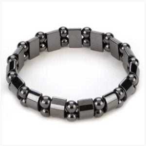 This customized Hematite Black Pearl Bracelet for Men is one amazing piece of pearl jewelry.