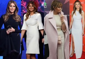 """Before becoming First Lady, Melania Trump's fashion was deemed as """"Modern FLOTUS Attire"""""""