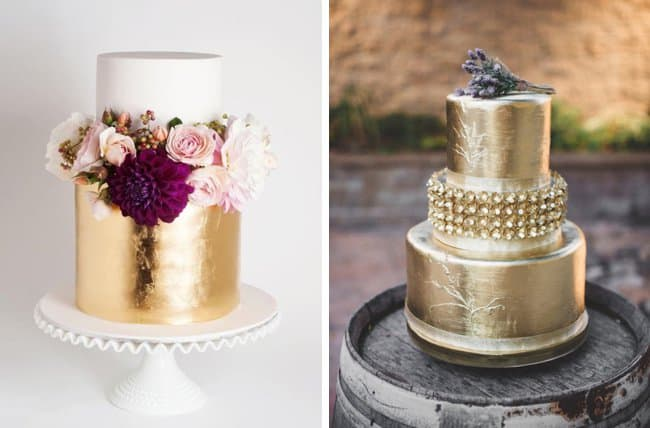 Ideas for Your Royal Wedding Cakes