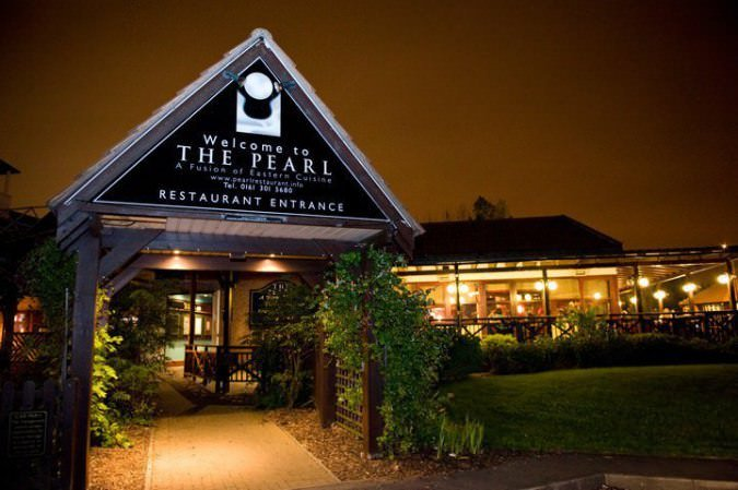 Stumped for creative ideas for your parents' 30th wedding anniversary? How about a dinner on you at a 'pearl' restaurant?