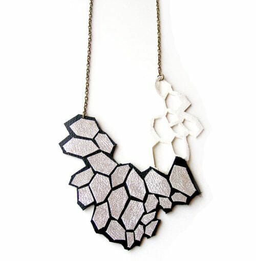 Geometrically Shaped Necklace