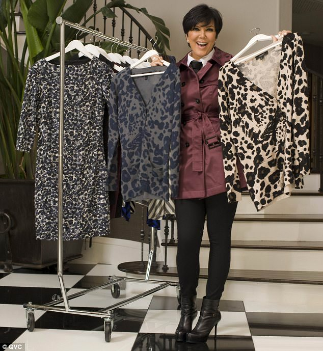 Kris Jenner made sure the Kardashian Kollection features fashionable pieces for the 60-something plus woman.