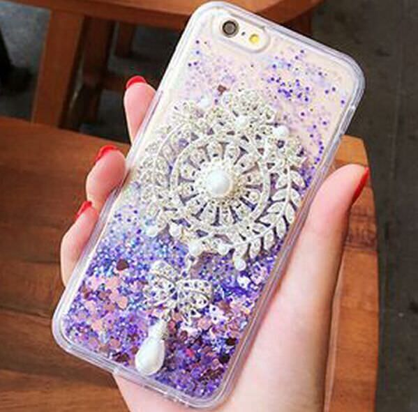 Customized Pearl iPhone Case