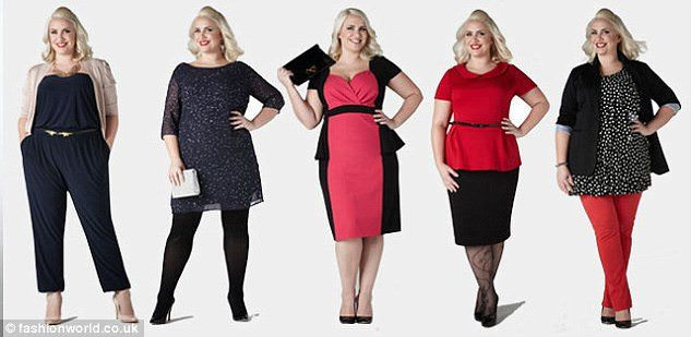 Check Out These Fashion Styles for Plus Size Women Over 60.