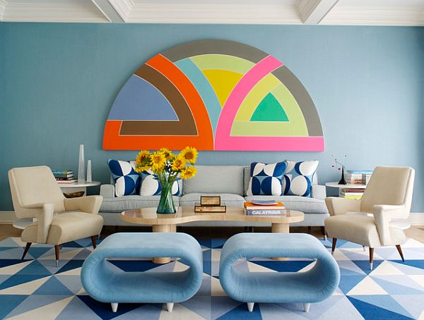 Chic 70s Interior Design & Furniture Ideas
