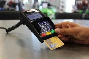 chip card processing