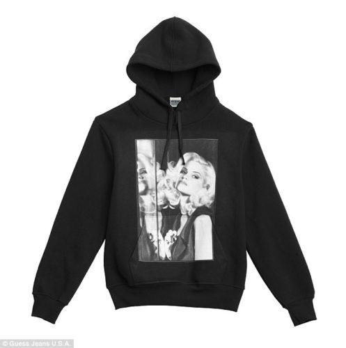 Anna Nicole Smith Inspired GUESS Sweatshirt
