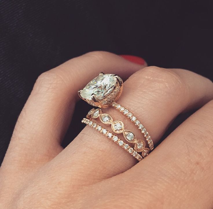 Top Wedding Ring Design Ideas that Express Your Love for Her