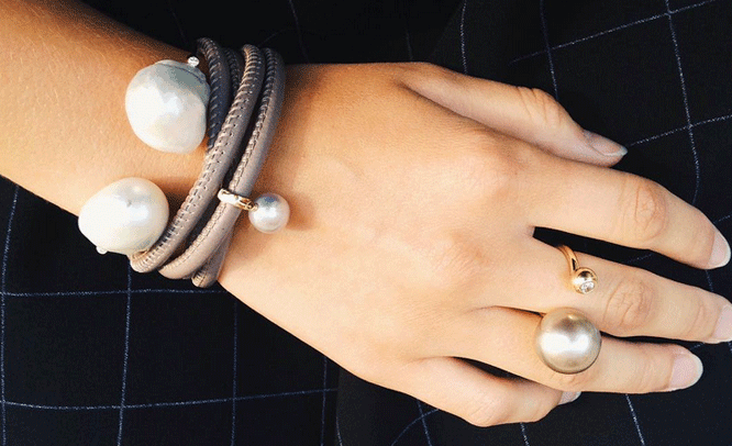 Mizuki Pearl Jewelry Collection