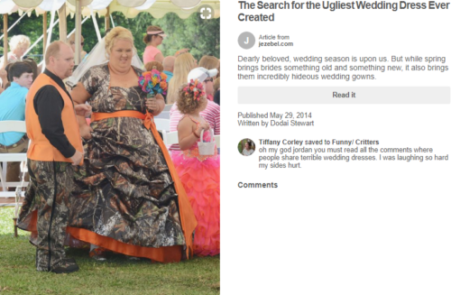 When Mama June married Sugar Bear, it was considered one of worst weddings in reality TV history.