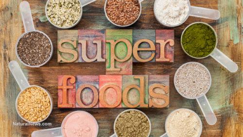 Super Foods & Super Powders