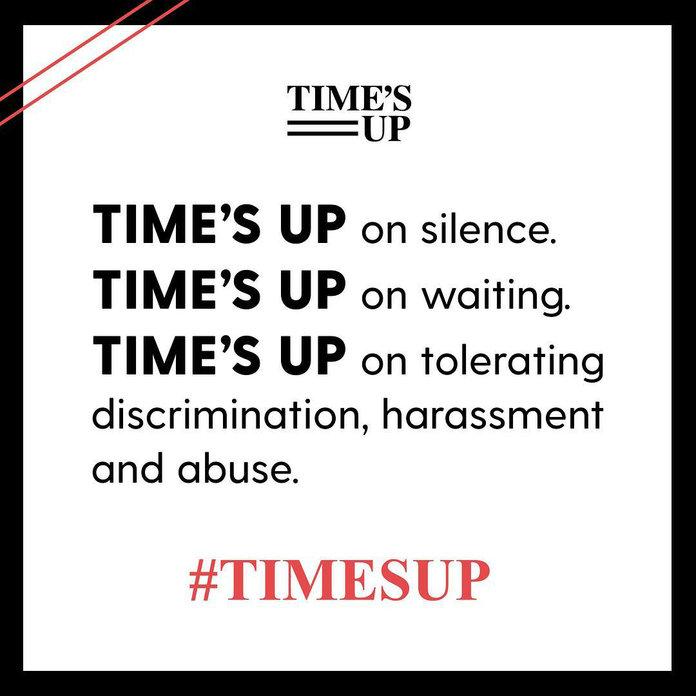 #TimesUp Movement