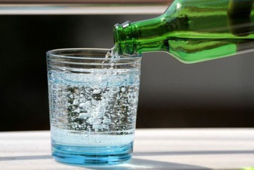 Sparkling Water is a Green Food Trend that will stand the test of time.