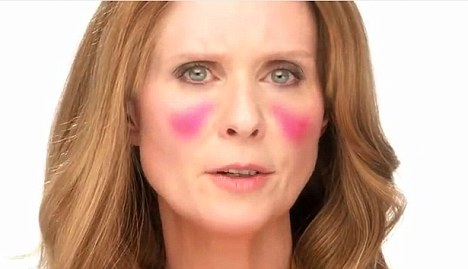 Cynthia Nixon of Sex and the City started a Rosacea campaign to help combat the problem.