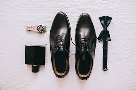 Groom Wedding Shoes & Accessories