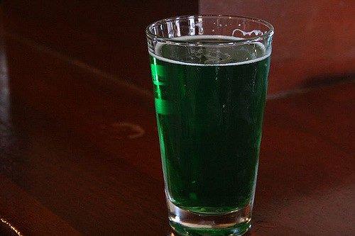Infamous Green Beer