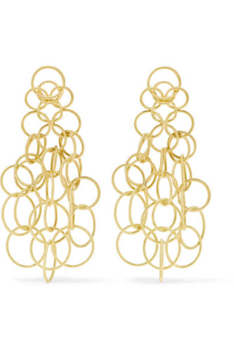 Net-a-Porter Buccellati Earrings