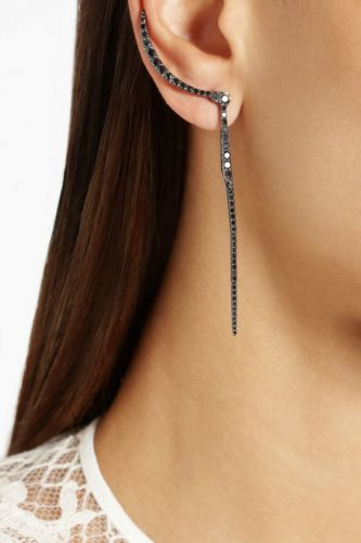 Net-a-Porter Earring Piece