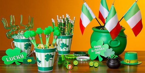 St. Patty's Day Party Favors