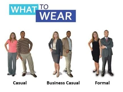 What to Wear in the Workplace