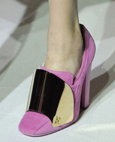 Ultimate Boss Lady Shoes: YSL's 'Cardinal' Heels