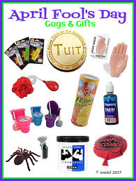 April Fool's Day Gogs & Gifts