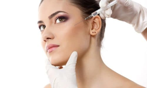 Botox or Juvederm Injections