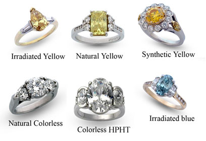 Synthetic VS Natural Diamonds: Can you spot the difference?