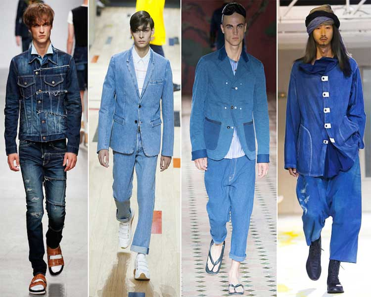 Men's Double Denim