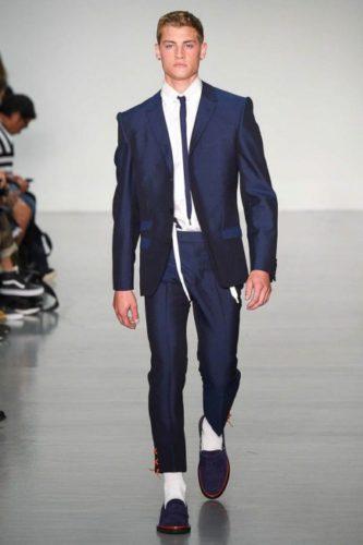 Men's Fashion Trends: Wearing White Socks