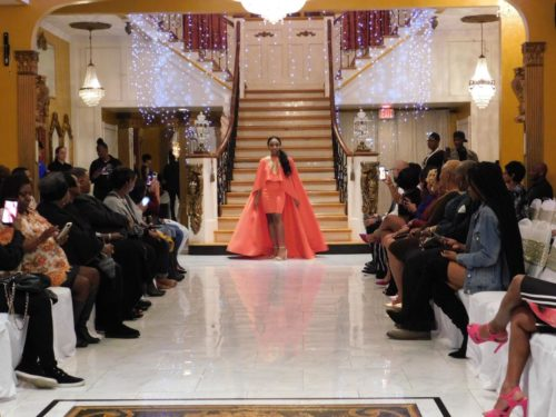 Portsmouth's Haus of Crissy Couture takes the catwalk