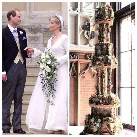 Prince Edward Wedding.Kate Middleton S 7 Other Royal Wedding Cakes That Wooed