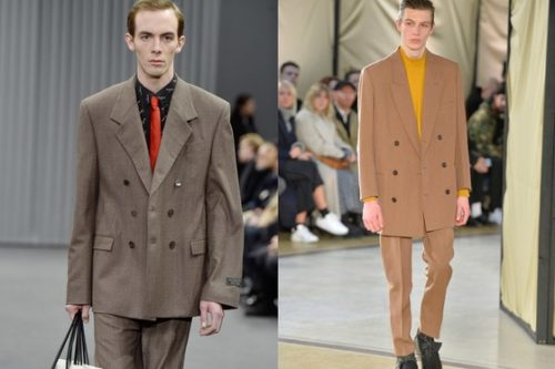 The Big Suit Trend