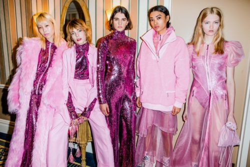 2018 was the Launch of Juicy Couture's First-Ever Runway Show