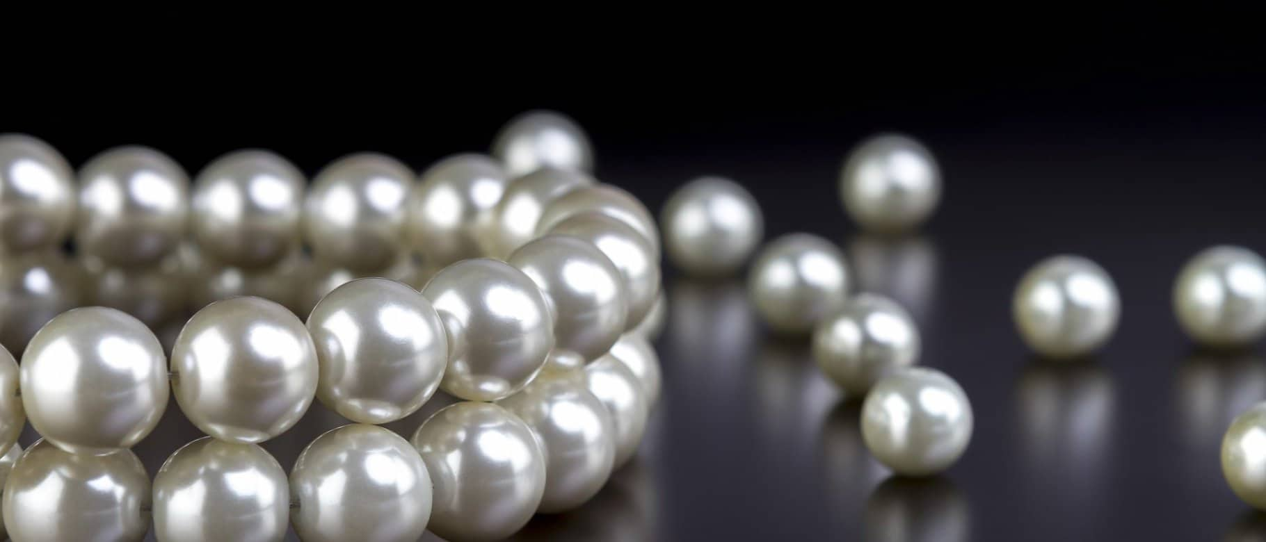 pearls luster