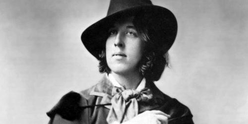 Oscar Wilde pearls