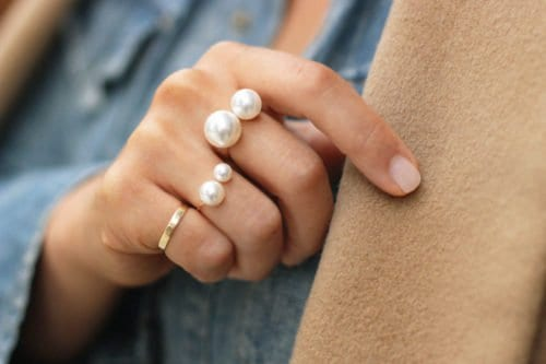 7 diy pearl jewelry ideas