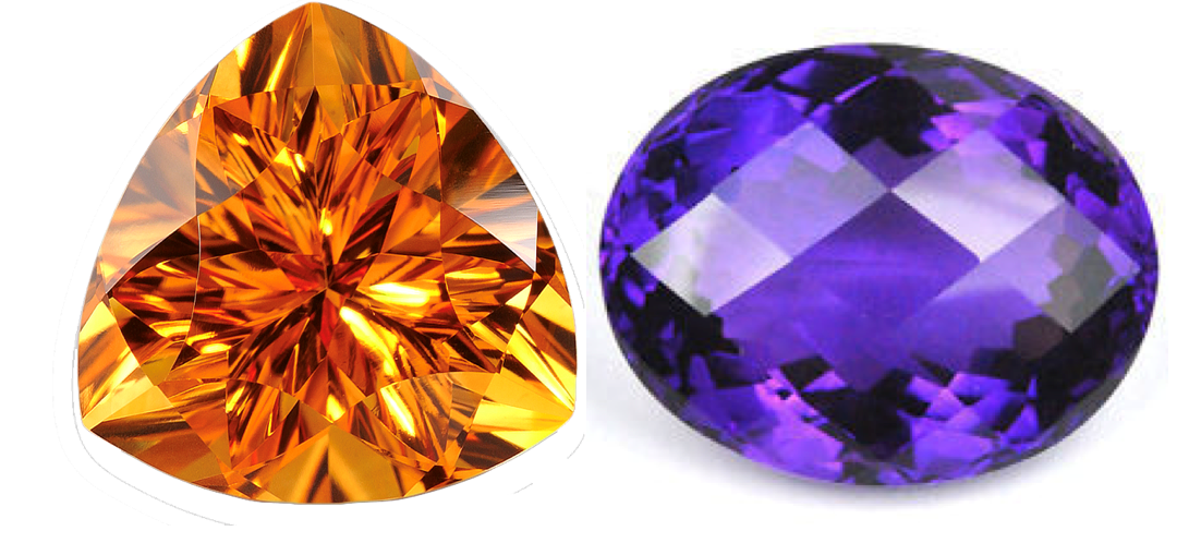 November Birthstones– Citrine and Topaz
