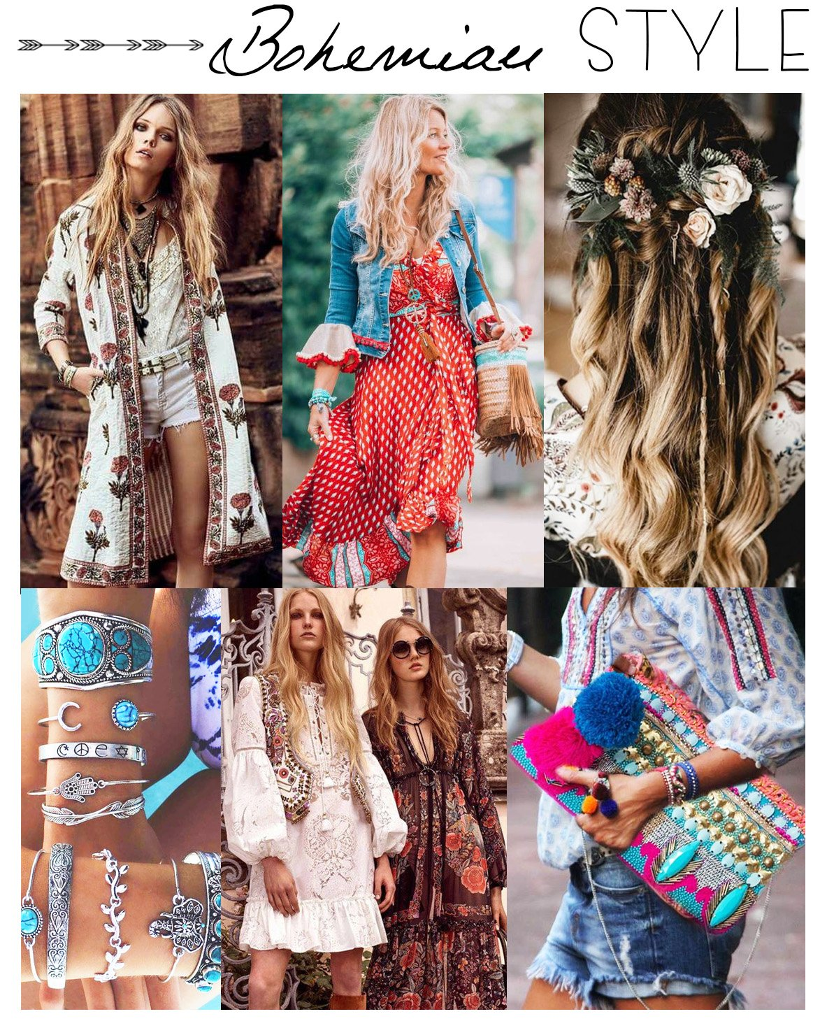 fcbbde3e24ec01 Bohemian Style: The Ultimate Guide and History | TPS