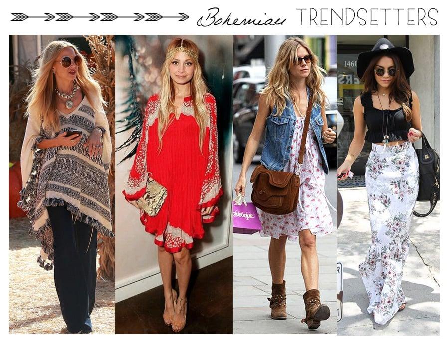 Bohemian Trendsetters