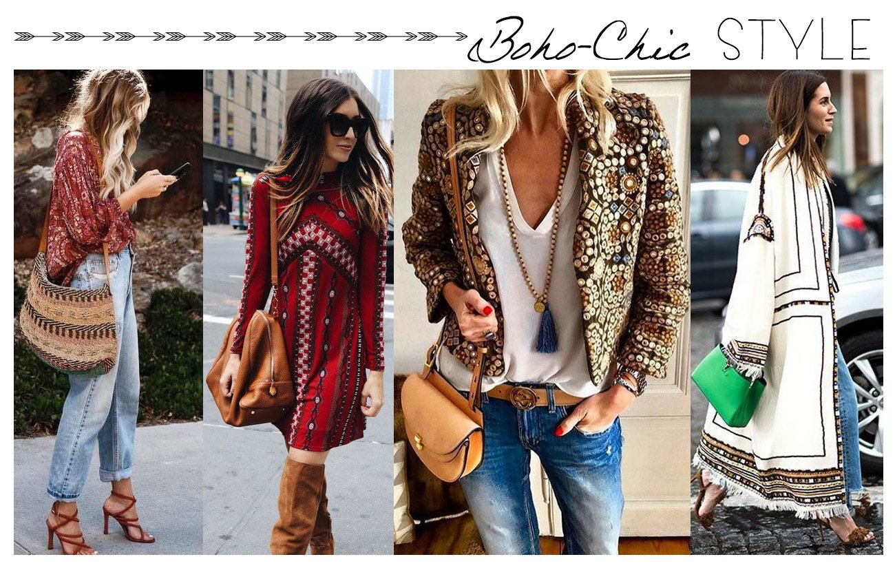 8873d61c6df052 Boho-chic style is defined as the upgraded, elevated bohemian aesthetic. As  its name suggests, boho-chic is a merger of styles: bohemian and chic –  and, ...
