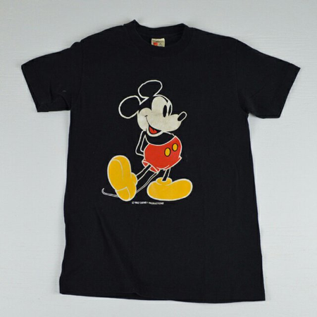 6299506ba ... and a MickeyT-shirt was a must for younger fashion-conscious family  members. In an era of increasing childhood independence, older children  tended to ...