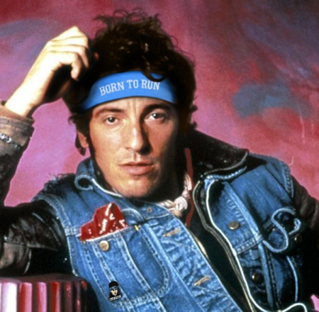... eventually everyone from joggers in the park to Karate Kid and rock  stars like Bruce Springsteen and Olivia Newton-John wore headbands in the  80 s. 468d980c232