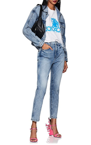 11c0d5495f2 Jeans  Jordache made tight jeans with skinny legs popular