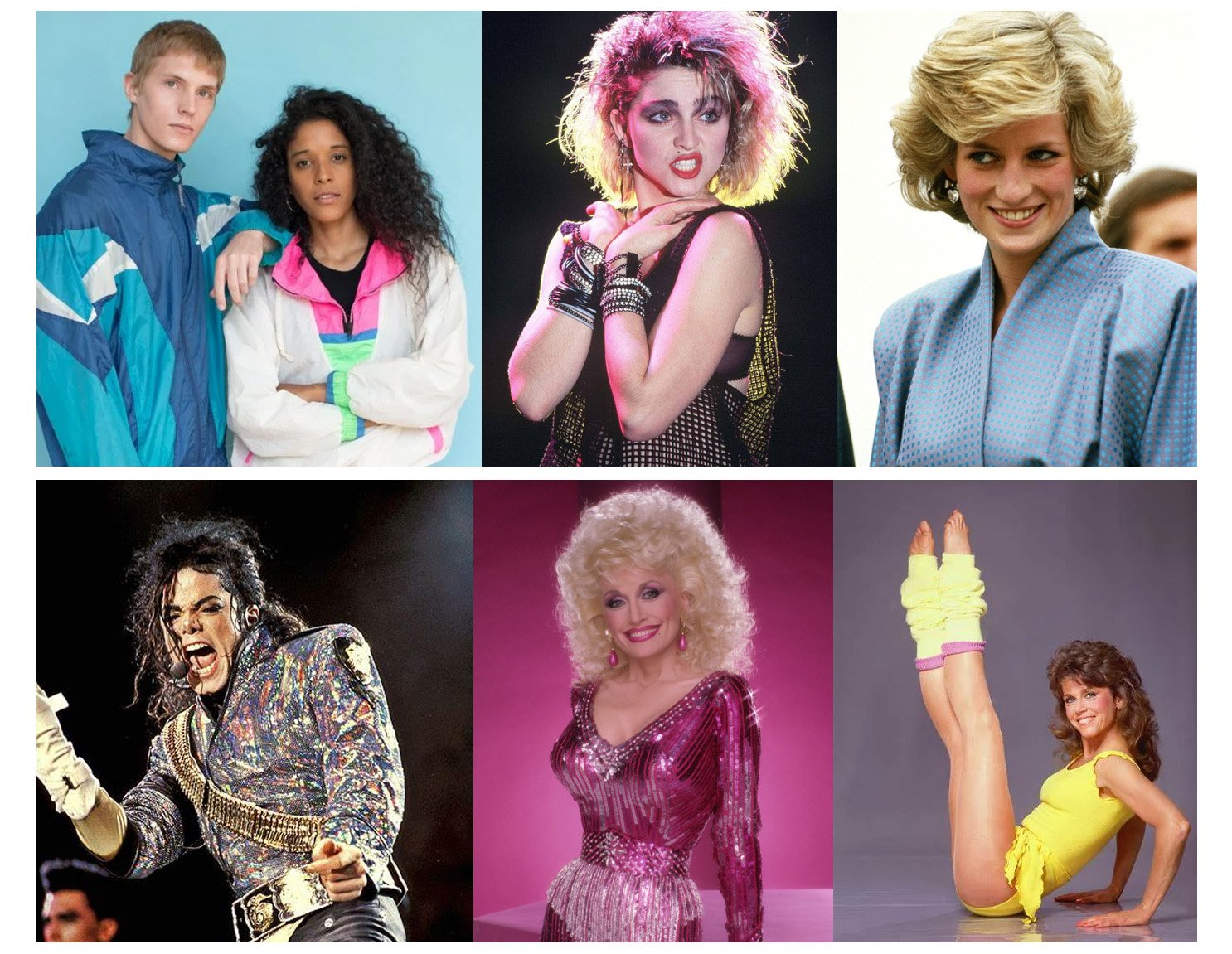 The Complete Guide To 80s Fashion The Pearl Source Blog
