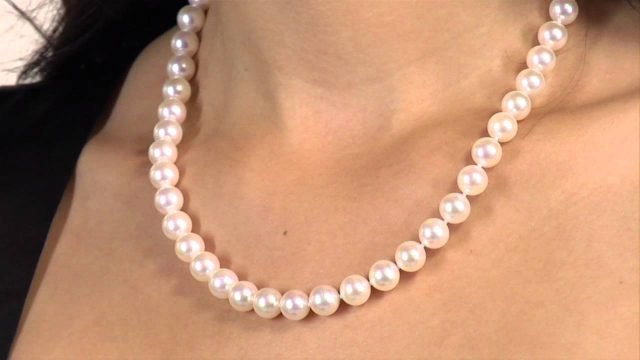Shop Akoya Pearl Necklaces